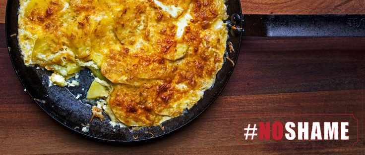 Learn how to make old-school scalloped potatoes from TT executive editor Karen Palmer.
