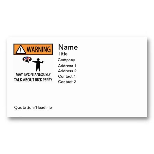 17 Best images about Stop Talking Business Cards on