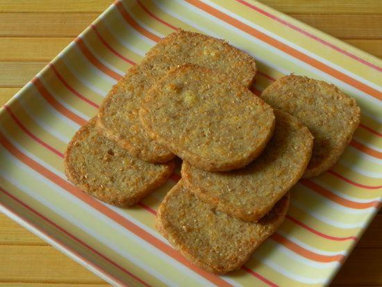 Sajtos keksz - Kriszta Moly
