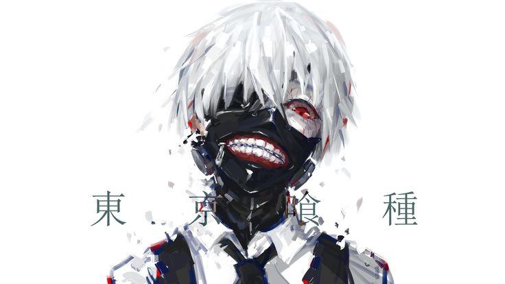 Imágenes de Tokyo Ghoul para WhatsApp