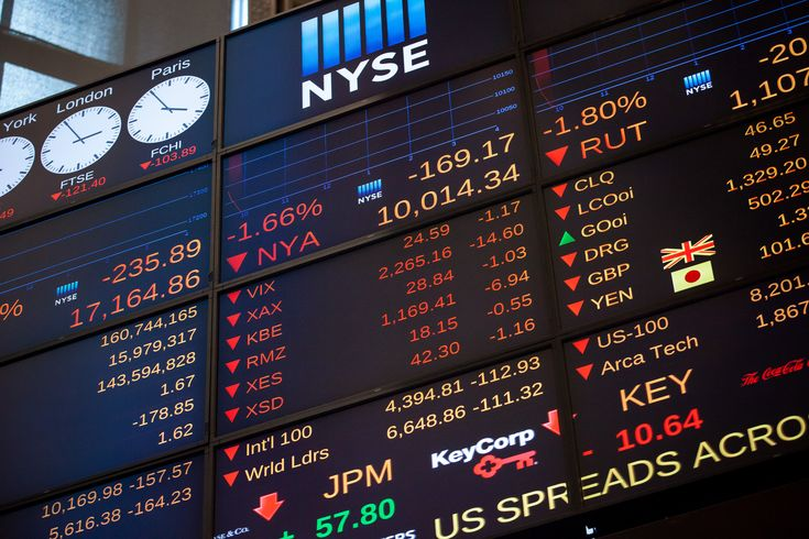 Brexit Hits Microsoft and Apple Stock As Dow Stocks Drop – Luvave technology
