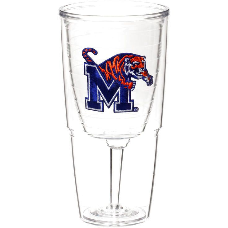 Memphis Tigers Tervis Goblet Tumbler - $19.99