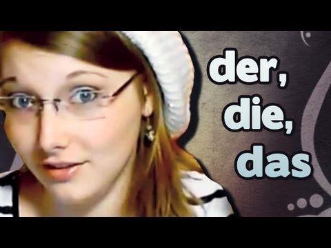 ▶ Learn German - Episode 5: The German Articles/Genders (der, die, das) - YouTube
