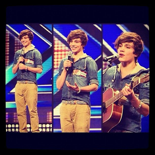 First audition #unionj #xfactor #boys #picoftheday