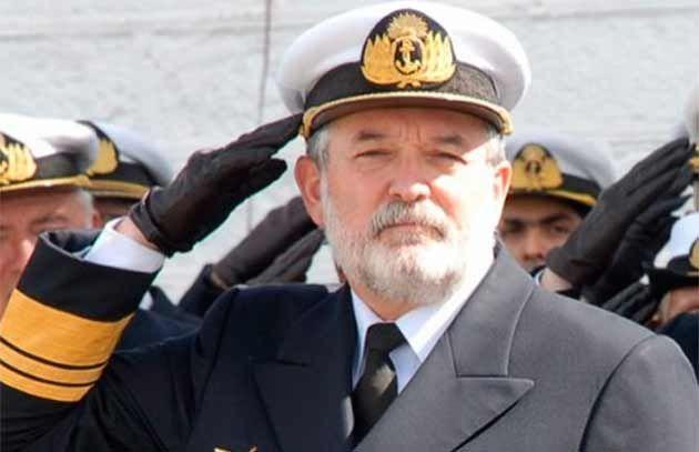 Ya está en funciones Daniel Martín, el nuevo jefe de la Armada