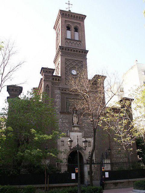 Iglesia San Fermin de los Navarros -
