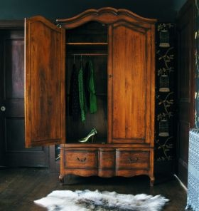 Dadu0027s Antique Wardrobe From French Bedroom Company