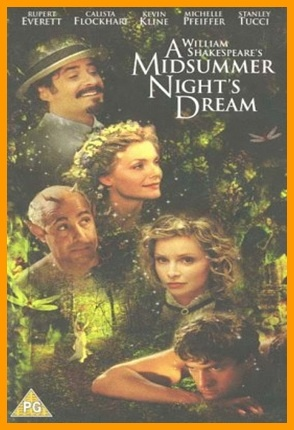 A Comparison Between Midsummer Night's Dream and Romeo and Juliet
