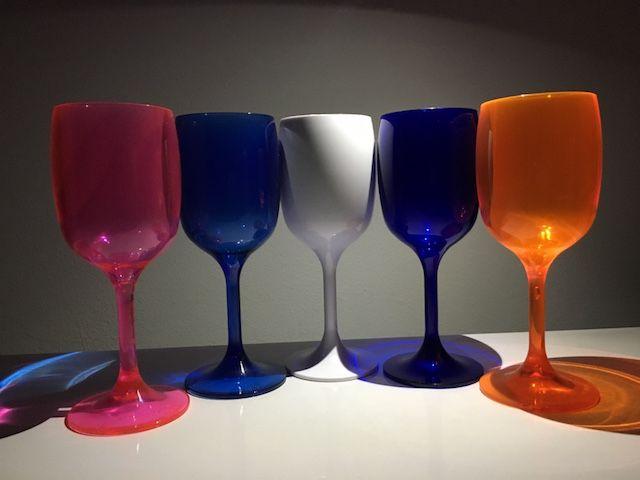 Plastové sklenice