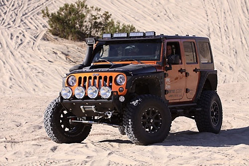 Bad Ass Rides-Off Road Jeeps, SUVs & Truck Photos-BDS Suspension
