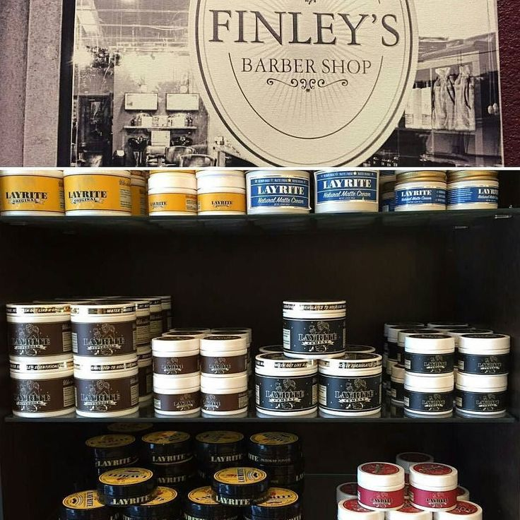 Merchandising at its best! How do you stack it? Texas @finleysbarbershop keeps it #clean and #classy on their shelves - how about u?  Show us your goods by posting the #creative #merchandising that you have done in your shop and tag #merchritewithlayrite for a #MerchriteMonday repost! #forbarbarbersbybarbers #heritage #pomade #layritestyle #nonstopchampion #barbershop #merch #barberlife