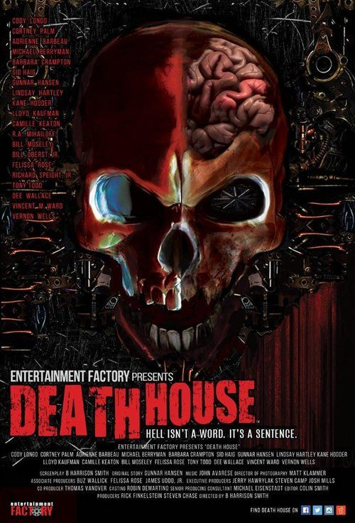 Death House (2017) Full Movie Streaming HD