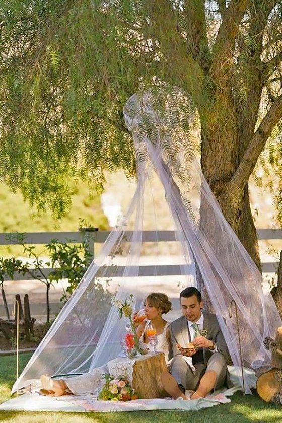 Outdoor Wedding Decorations Summer
