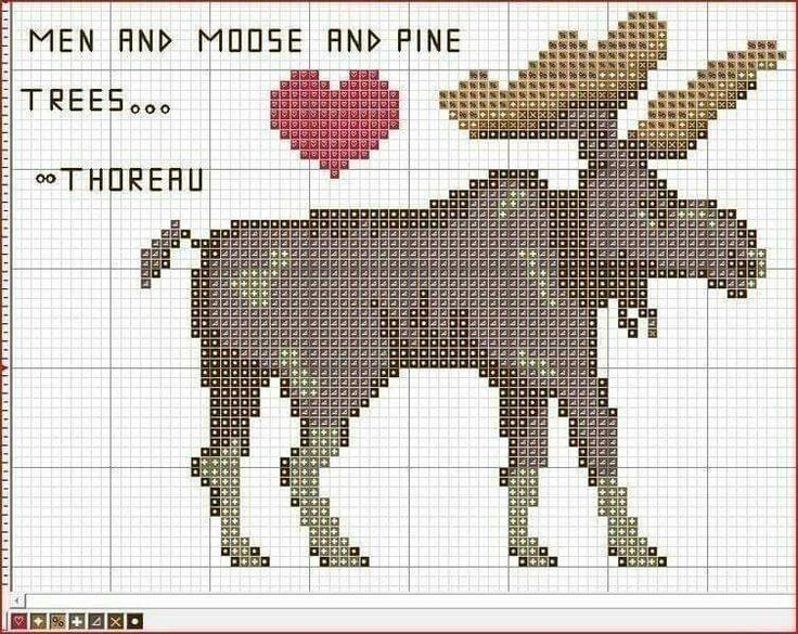 17 Best Images About Cross-stitch And Embroidery On