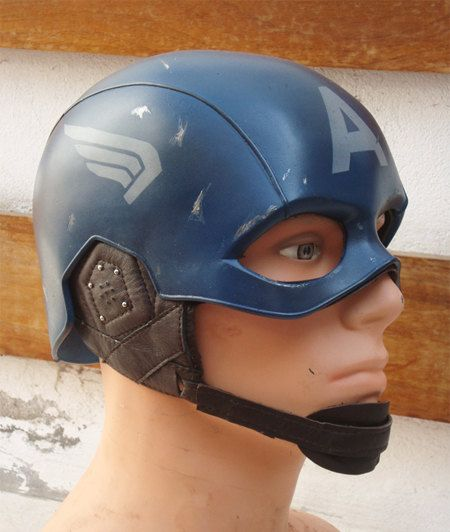 Hey, I found this really awesome Etsy listing at https://www.etsy.com/listing/227348242/captain-america-helmet