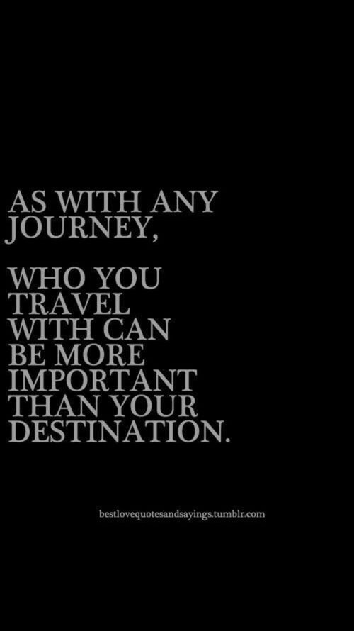 Quotes About Friends Who Travel Together : Best travel with friends quotes on