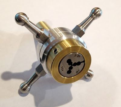 MOWRER WW LATHE TOOLS: Die Holder for Watchmakers lathe