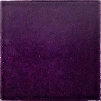 Piccolo City Deep Purple Gloss 100x100mm Mosaic Tile