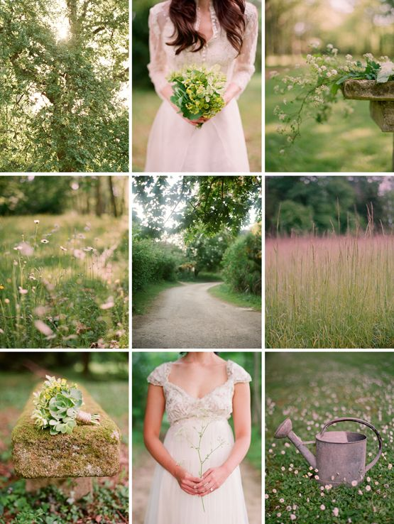 green goodness wedding - themarriedapp.com hearted <3