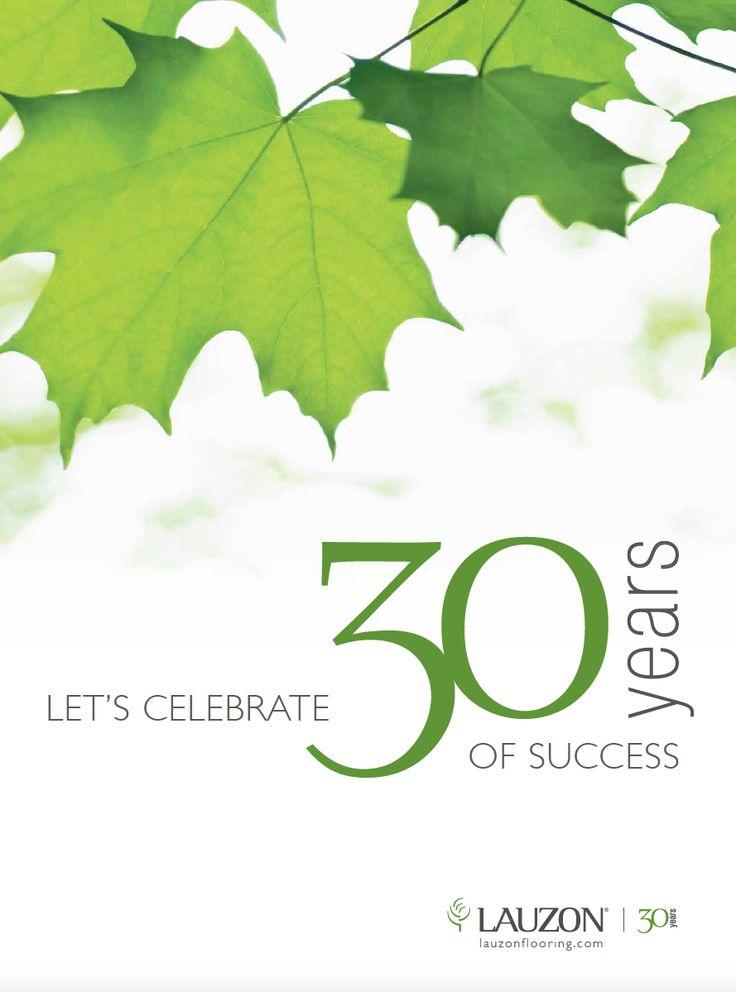 30 Years Of Success Lauzon Hardwood Flooring 30 Years