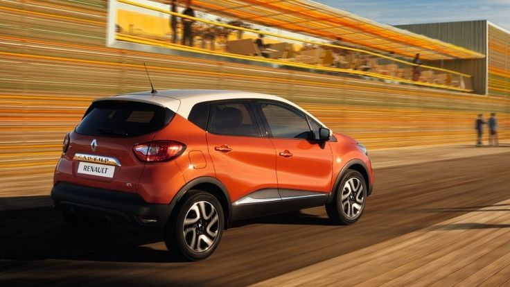 Renault Captur - crossover - Renault UAE