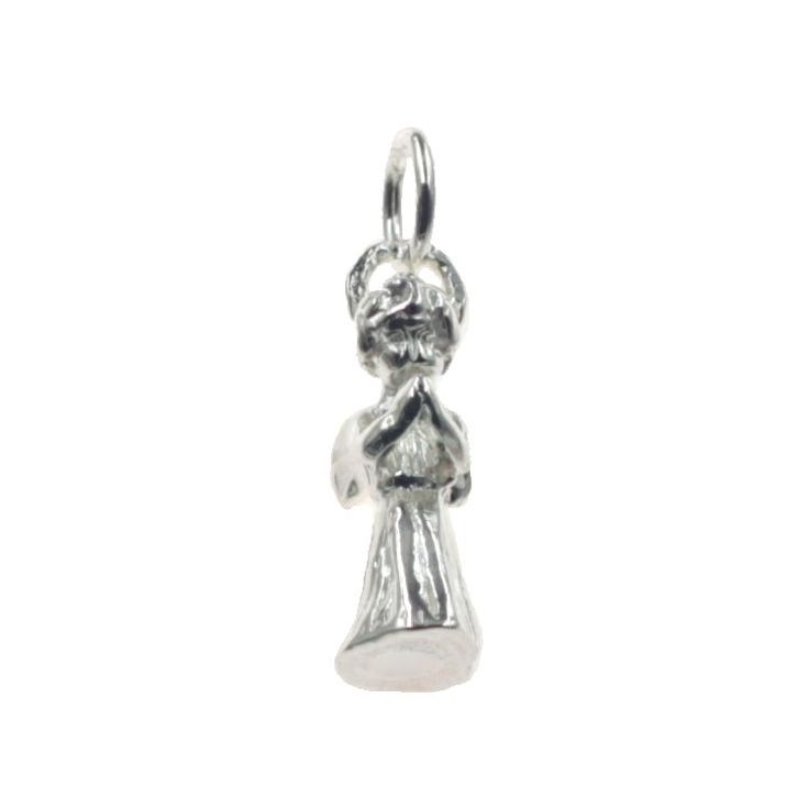 Buy our Australian made Praying Angel Charm - cha-0273 online. Explore our range of custom made chain jewellery, rings, pendants, earrings and charms.