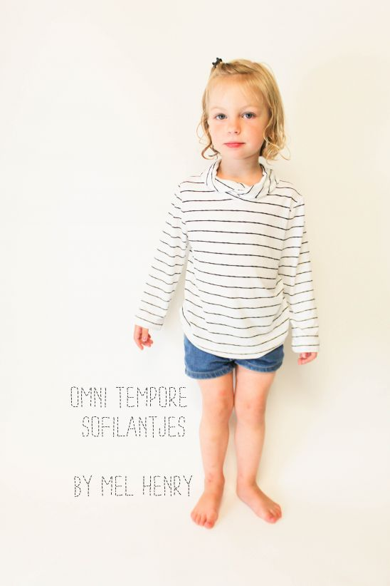 Omni Tempore striped by Mel Henry