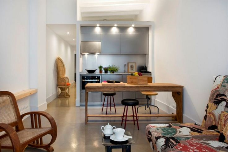 De vacaciones a Barcelona... 6 apartamentos turísticos de ensueño | Maria victrix