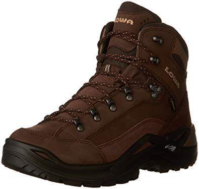 Lowa Mens Renegade Gore TEX Mid Brown Nubuck Boots Review