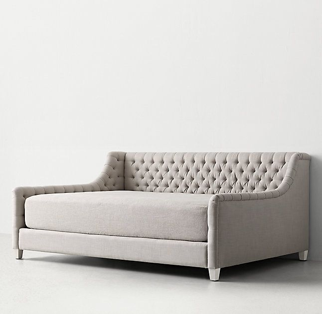 Daybed Mattress Slipcover= COUCH by DAY!                                                                                                                                                                                 More