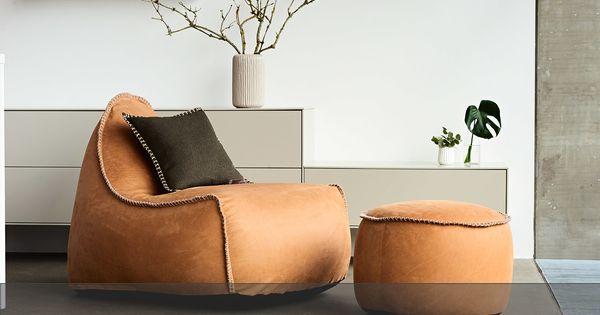 Der RETROit Dunes Sitzsack ist absolutes Highlight des dänischen Label Sackit…