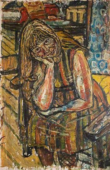 Anne by John Randall Bratby