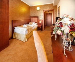 Accommodation in Hotel Kaskady #luxury #holiday #hotel #kaskady #accommodation #single #room