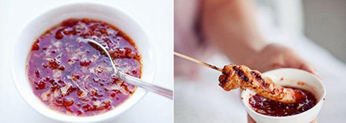 Sos słodko - pikantny z chilli