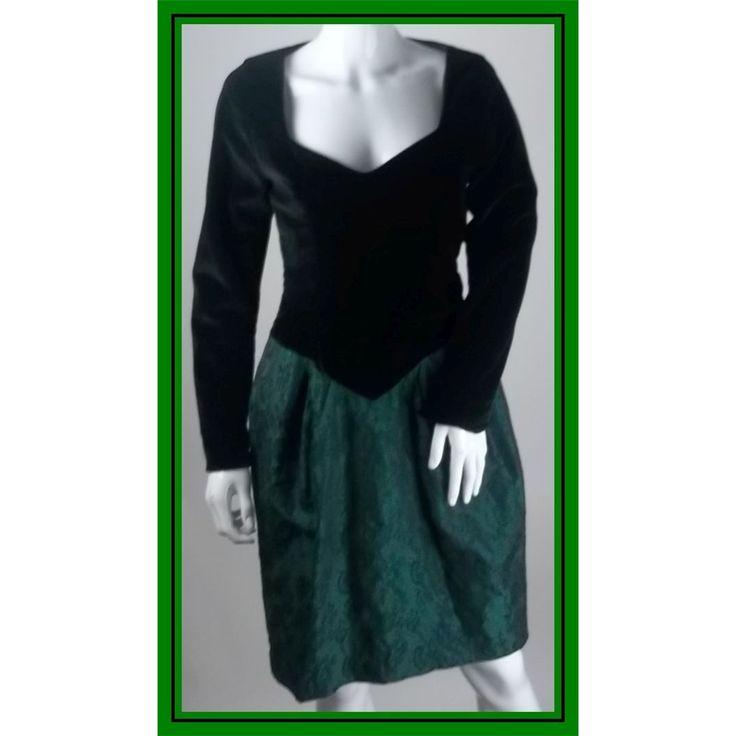 Unbranded - Multi-coloured - Vintage dress | Oxfam GB | Oxfam's Online Shop