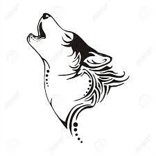 Oltre 25 fantastiche idee su Imagenes de lobos aullando su