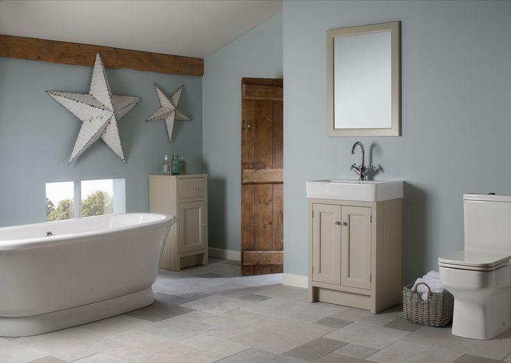 Roper Rhodes  coastal bathroom