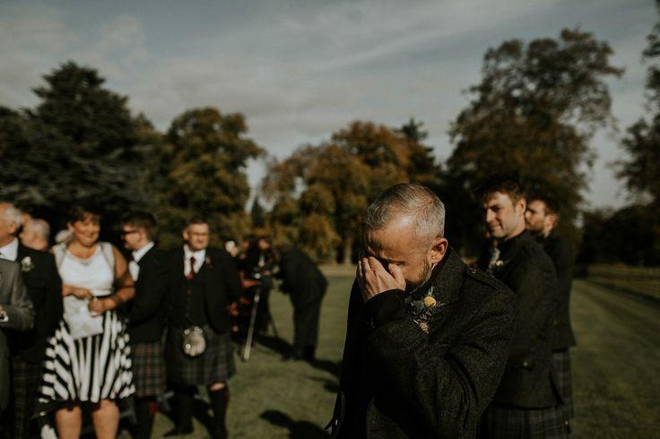 An Elegant Autumn Ceremony and Grand Budapest Hotel Inspired Wedding Cake | Love My Dress® UK Wedding Blog