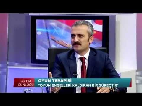 3 ARALIK EĞİTİM GÜNLÜĞÜ PROGRAMI- OYUN TERAPİSİ / DR. CENGİZ ÇELİK - YouTube