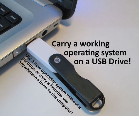 A Live USB will let you run an operating system off of a USB drive, so you can try a operating system without a partition, or carry a favorite one with you, or have an emergency backup in case your computer crashes. In this Instructable, I will be showing you how to create such a USB drive. It's a beginner friendly tutorial, and assumes you know the basics of computer navigation, but if you are familiar with computers, you should be able to follow the abridged version I have at the second…