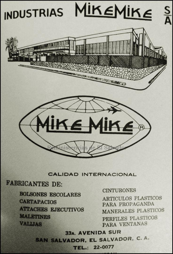 Mike mike empresa fundada en 1965 por miguel el as miguel en el