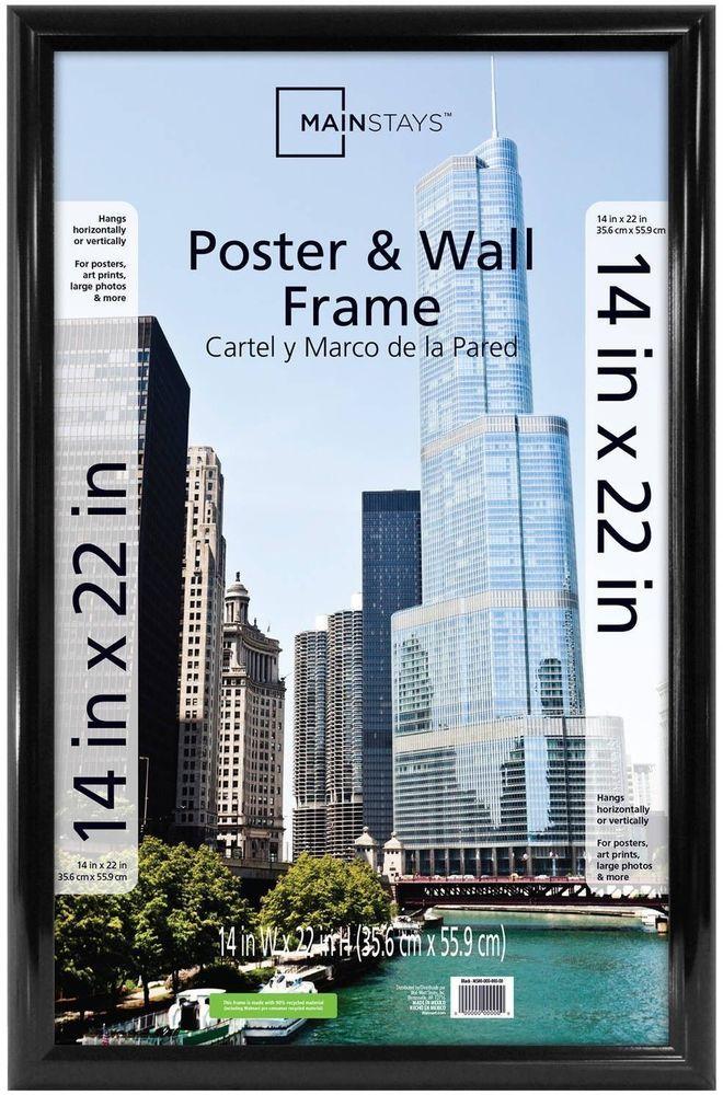 mainstays 14x22 trendsetter poster