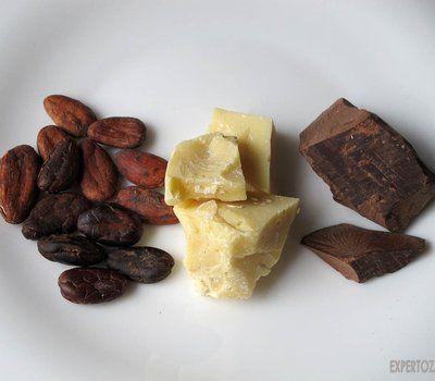 Шоколадный скраб для рук
