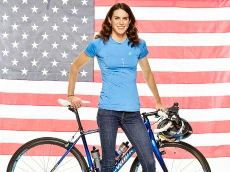 A Q&A With American Olympic Triathlete Gwen Jorgensen
