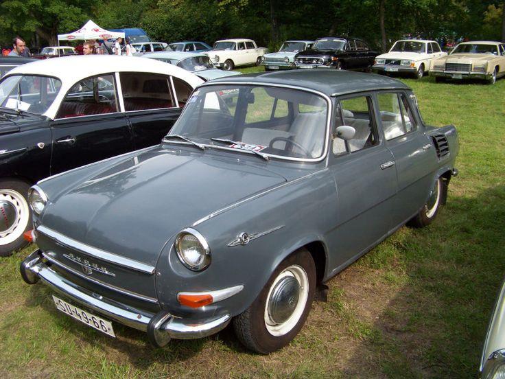 1966 Škoda 1000 MB