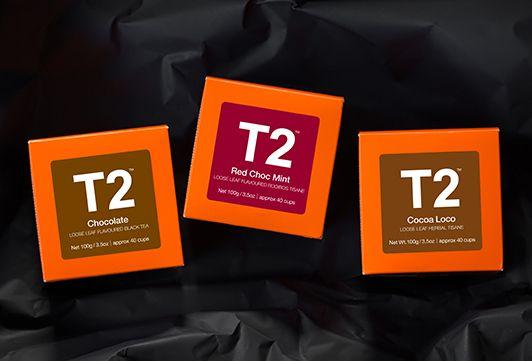 Teas | T2 Tea