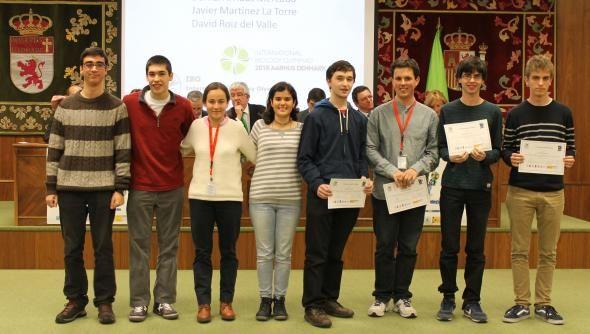 Entregados los premios de la X Olimpiada Nacional de Biología | Universidad de León