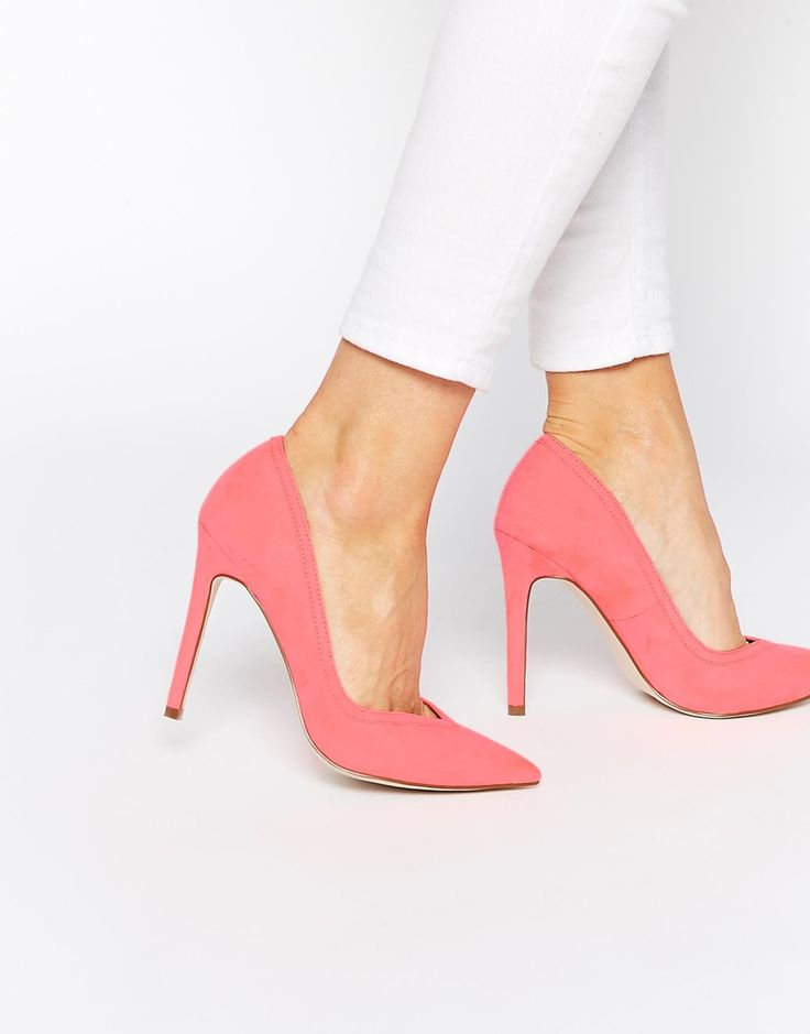 Image 1 of ASOS PIXIE Pointed High Heels