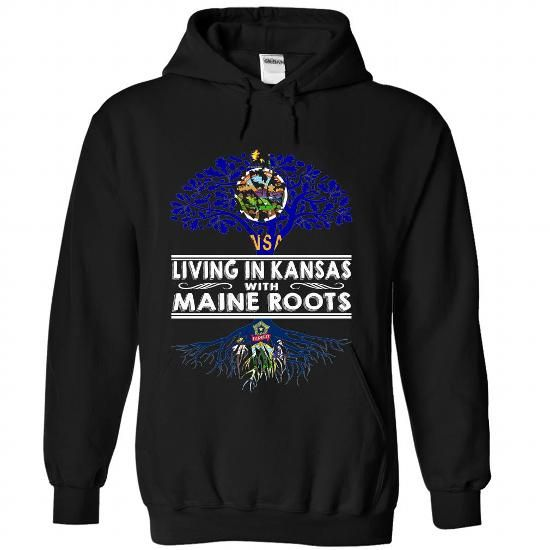 Living in Kansas with Maine Roots