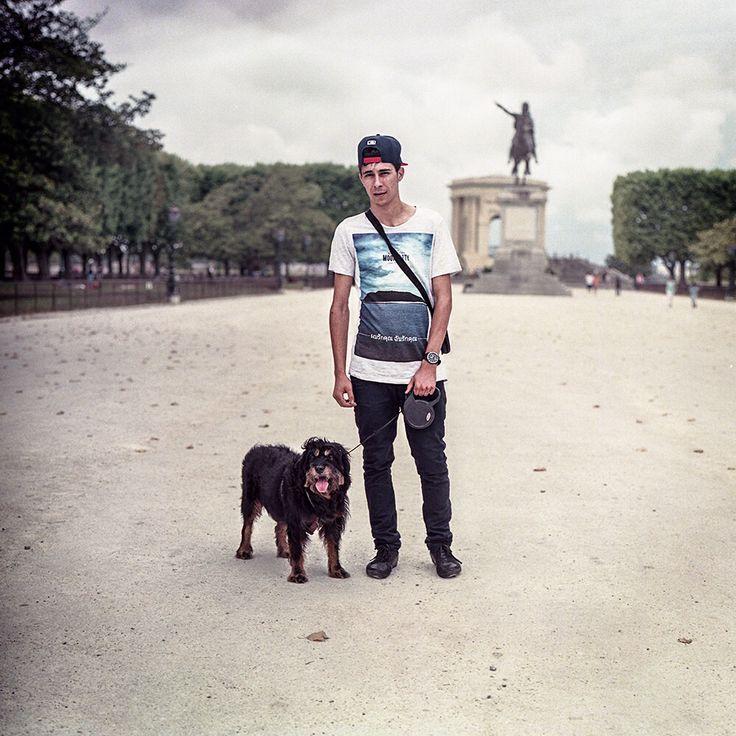 Abdel Karim &  His Dog